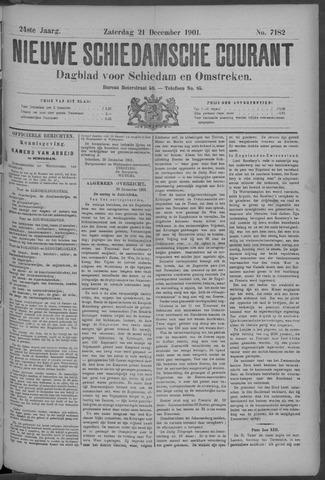 Nieuwe Schiedamsche Courant 1901-12-21