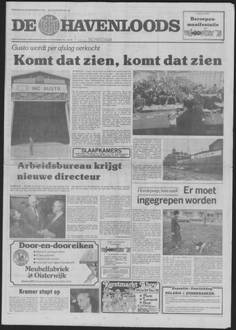 De Havenloods 1978-11-30