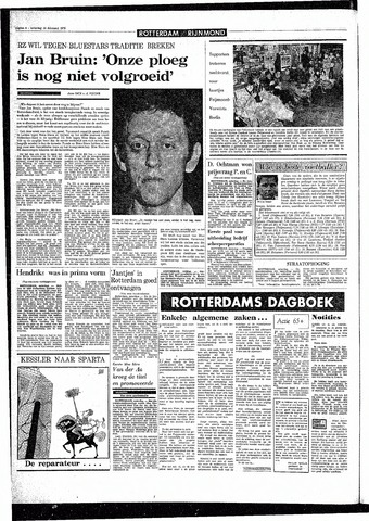 Rotterdamsch Parool / De Schiedammer 1970-02-14