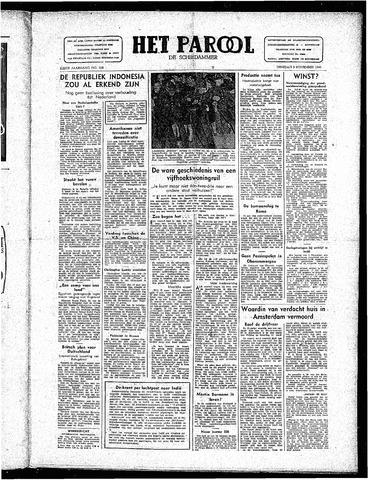 Rotterdamsch Parool / De Schiedammer 1946-11-05