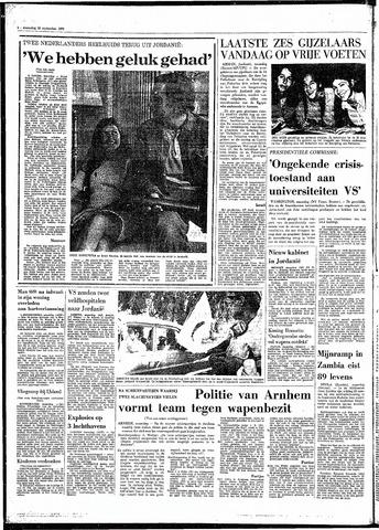 Rotterdamsch Parool / De Schiedammer 1970-09-28