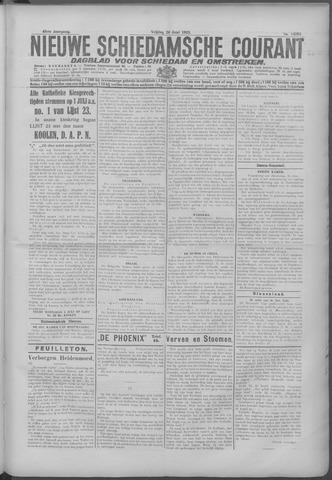 Nieuwe Schiedamsche Courant 1925-06-26