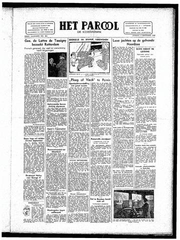 Rotterdamsch Parool / De Schiedammer 1946-09-03