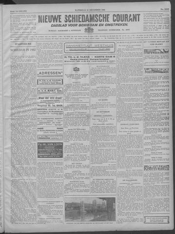 Nieuwe Schiedamsche Courant 1932-12-31
