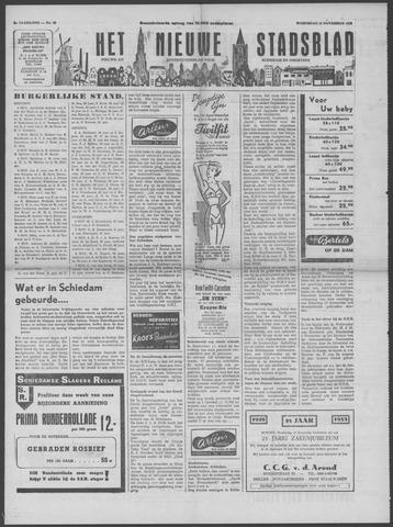 Het Nieuwe Stadsblad 1953-11-11