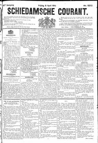 Schiedamsche Courant 1910-04-08