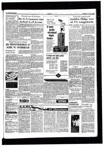 Trouw / De Rotterdammer 1962-07-07