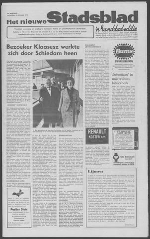 Het Nieuwe Stadsblad 1970-12-09
