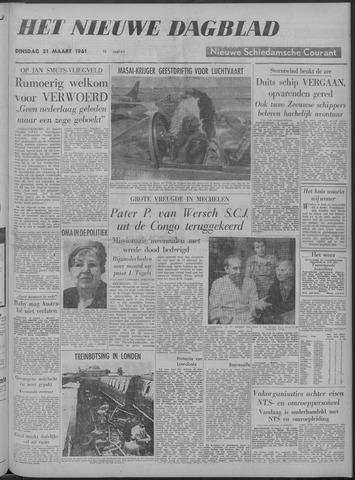 Nieuwe Schiedamsche Courant 1961-03-21
