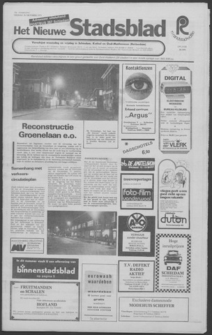 Het Nieuwe Stadsblad 1973-10-26
