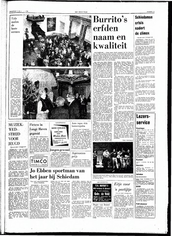 Het Vrije volk 1972