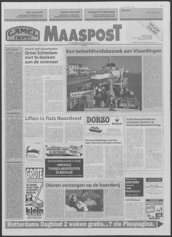 Maaspost / Maasstad / Maasstad Pers 1996-03-13