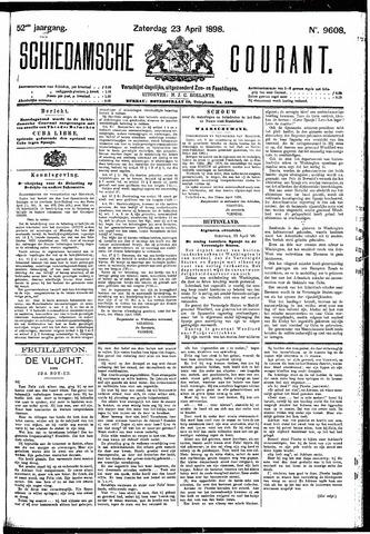 Schiedamsche Courant 1898-04-23