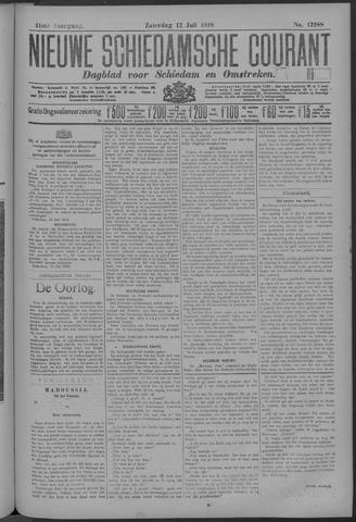 Nieuwe Schiedamsche Courant 1918-07-13