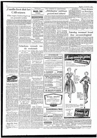 Rotterdamsch Parool / De Schiedammer 1955-12-19