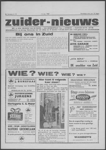 Zuider Nieuws 1967-12-14