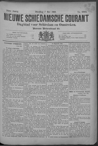 Nieuwe Schiedamsche Courant 1901-05-07