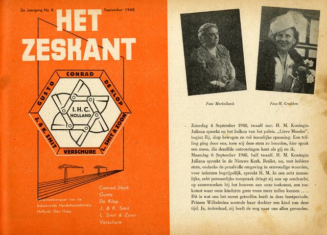Het Zeskant 1948-09-01