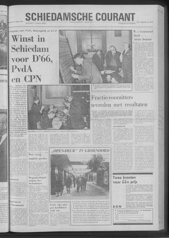 Rotterdamsch Nieuwsblad / Schiedamsche Courant / Rotterdams Dagblad / Waterweg / Algemeen Dagblad 1970-03-19