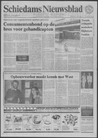 Schiedams Nieuwsblad 1980-04-16