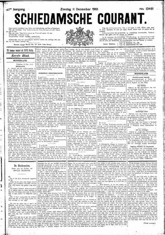 Schiedamsche Courant 1910-12-11