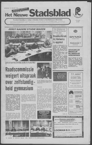 Het Nieuwe Stadsblad 1976-01-14