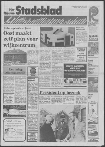 Het Nieuwe Stadsblad 1985-03-13