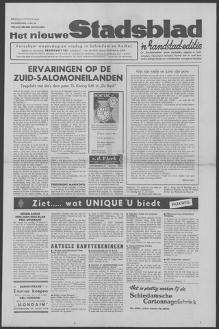 Het Nieuwe Stadsblad 1964-02-21