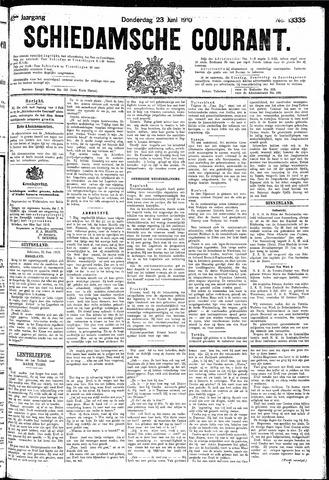 Schiedamsche Courant 1910-06-23