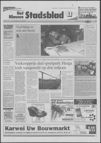 Het Nieuwe Stadsblad 1998-11-04