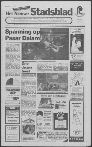 Het Nieuwe Stadsblad 1975-04-02