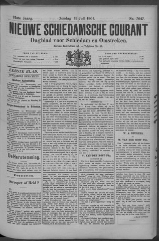 Nieuwe Schiedamsche Courant 1901-07-14