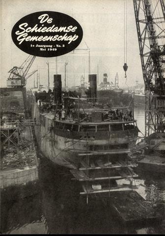 Schiedamse Gemeenschap (tijdschrift) 1949-05-01