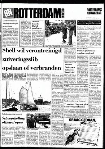 Rotterdamsch Nieuwsblad / Schiedamsche Courant / Rotterdams Dagblad / Waterweg / Algemeen Dagblad 1983-09-17
