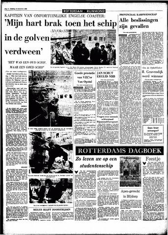 Rotterdamsch Parool / De Schiedammer 1966-12-13