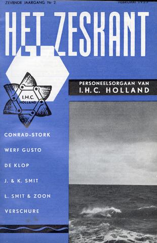 Het Zeskant 1953-02-01
