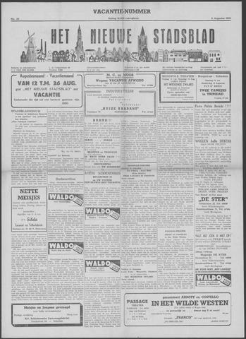 Het Nieuwe Stadsblad 1950-08-11