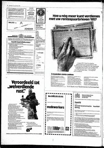 Rotterdamsch Parool / De Schiedammer 1970-09-26