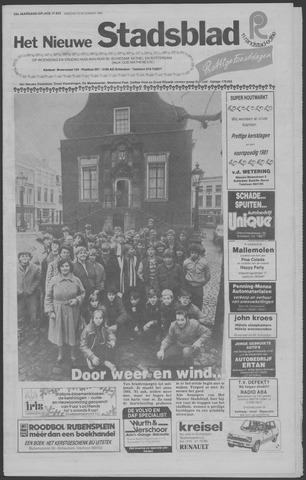 Het Nieuwe Stadsblad 1980-12-23