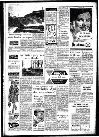 Rotterdamsch Parool / De Schiedammer 1961-01-06