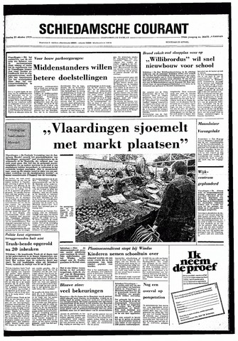 Rotterdamsch Nieuwsblad / Schiedamsche Courant / Rotterdams Dagblad / Waterweg / Algemeen Dagblad 1979-10-23