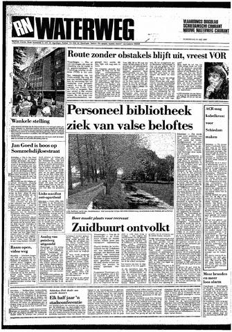 Rotterdamsch Nieuwsblad / Schiedamsche Courant / Rotterdams Dagblad / Waterweg / Algemeen Dagblad 1987-05-21