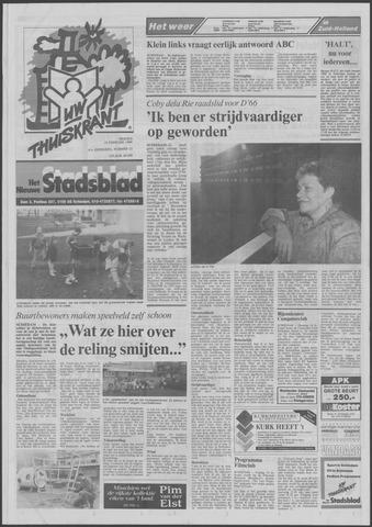 Het Nieuwe Stadsblad 1989-02-10