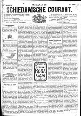 Schiedamsche Courant 1912-07-01