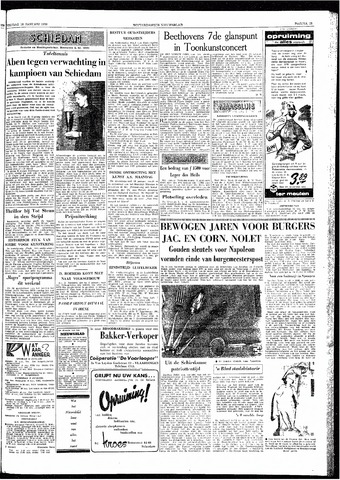 Rotterdamsch Nieuwsblad / Schiedamsche Courant / Rotterdams Dagblad / Waterweg / Algemeen Dagblad 1959-01-16