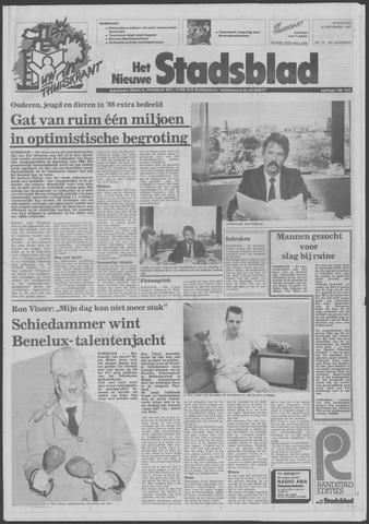 Het Nieuwe Stadsblad 1987-09-30