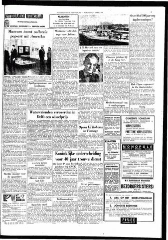 Rotterdamsch Nieuwsblad / Schiedamsche Courant / Rotterdams Dagblad / Waterweg / Algemeen Dagblad 1966-04-06