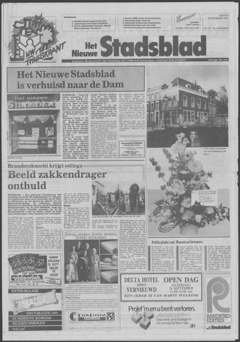 Het Nieuwe Stadsblad 1987-09-25