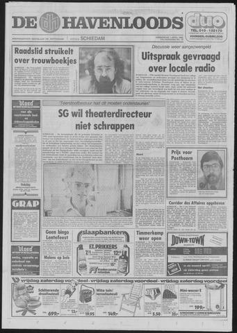 De Havenloods 1982-04-01