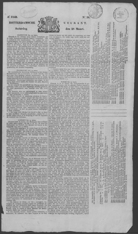 Rotterdamse Courant 1840-03-28